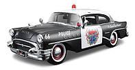 Автомодель Maisto (1:26) 1955 Buick Century (Rescue Force) black