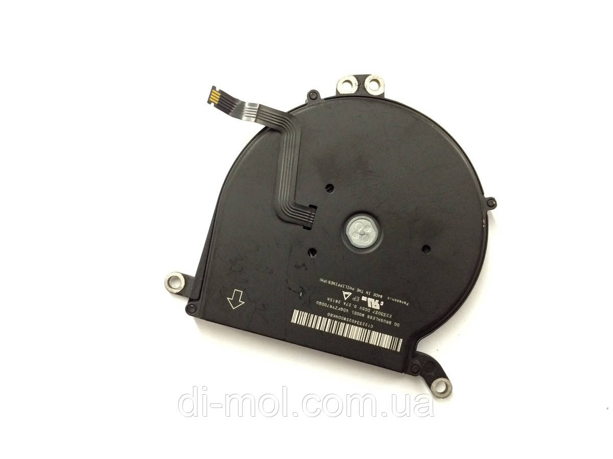"Вентилятор для ноутбука Apple Macbook AIR A1369 13"" series, 4-pin"