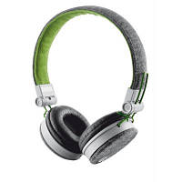 Гарнитура Trust Urban Revolt Fyber headphone grey/green (20080)