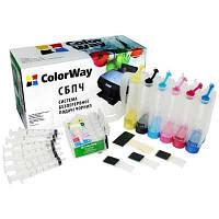 СНПЧ ColorWay Epson T50/R270/R290/TX650 V6.0N6-19 (T50CC-0.0)