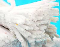 Синельная проволока белая