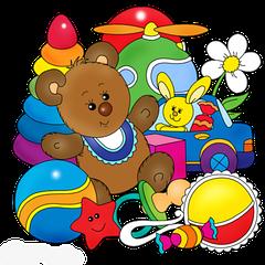 Игрушки, мебель для детей