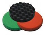 Багаторазовий полірувальник для неабразивной пасти (чорний рифлений) Ø150мм. 3M 09378, фото 4