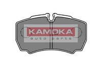 Колодка тормозная iveco daily ii99'- задн. (производство KAMOKA ), код запчасти: JQ1012810