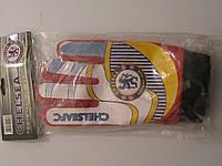 Перчатки вратарские детские клубные REXIN+COTTON разм 5-6-7-8