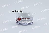 Пудра акриловая 12 грамм белая