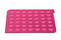 Силиконовый коврик для макаронс 300x400 мм h 1,5 мм Silikomart MAC03/C
