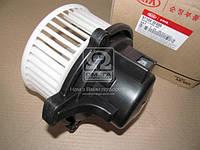 Мотор вентилятора печки ( Mobis), 971093E000