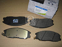 Тормозные колодки передние дисковые ( SsangYong), 4813008260