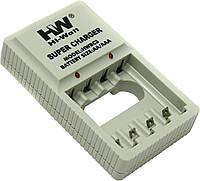 Зарядное для аккумуляторов АА/ААА AA/AAA