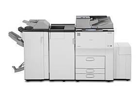 МФУ формата А3 3в1 Ricoh Aficio MP 6002SP. Жесткий диск 250 Gb. Принтер/сканер/копир.