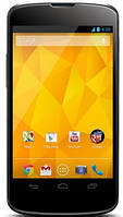 LG Nexus 4 E960 16Gb Black