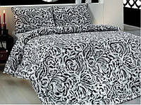 Комплект постельного белья 160х220 ALTINBASAK Mirella, серый.