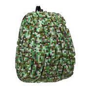 Рюкзак MadPax Block Half колір Digital Green (зелений майнкрафт)
