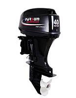 Двухтактный лодочный мотор Parsun T40 FWS