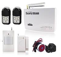 Беспроводная GSM сигнализация  GSM10A