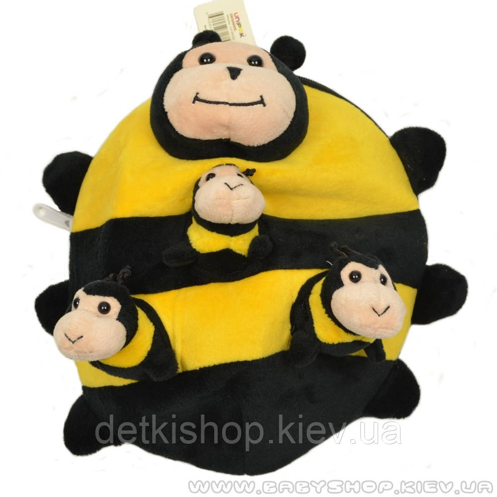 Детский рюкзак «Весёлые пчёлки»
