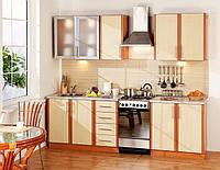 """Кухня """"Софт КХ-18 2,0м."""" (Комфорт-Мебель)"""