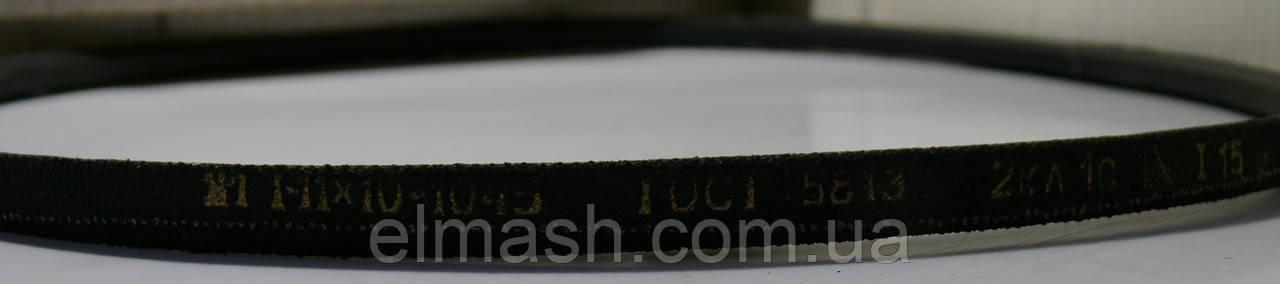 Ремень вентилятора 11х10х1045 ГАЗ 53, КРАЗ, БЕЛАЗ (пр-во ЯРТ)