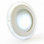 Светодиодные светильники встраиваемый Glass 6W 3000К