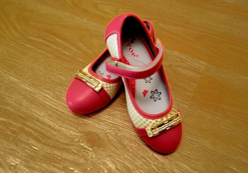 Детская обувь туфли на девочку  - Магазин игрушек kinder-star в Ровно