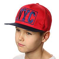 Кепка с прямым козырьком, бейсболка для мальчика.Snapback ., фото 1