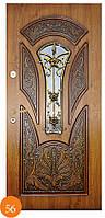 Двери металлические входныеТермопласт™ Модель 56
