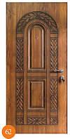 Входная дверь с шумоизоляцией Термопласт™ Модель 62