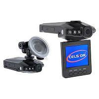 Автомобильный цифровой видеорегистратор CELSIOR DVR CS-402 - 6 диодов