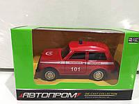 Автомобиль нива пожарная охрана