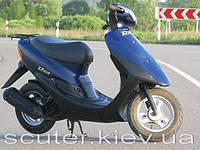 Мопед Honda Dio 34 (синий) 49 см.куб