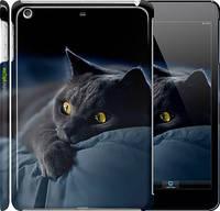 "Чехол на iPad mini Дымчатый кот ""825c-27"""