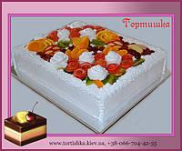 Фруктовый торт на Юбилей