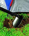 FISKARS лопата сапёрка универсальная складная 1000621/131320, фото 2