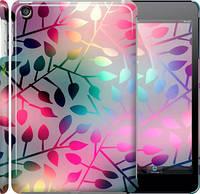 "Чехол на iPad mini 2 (Retina) Листья ""2235c-28"""