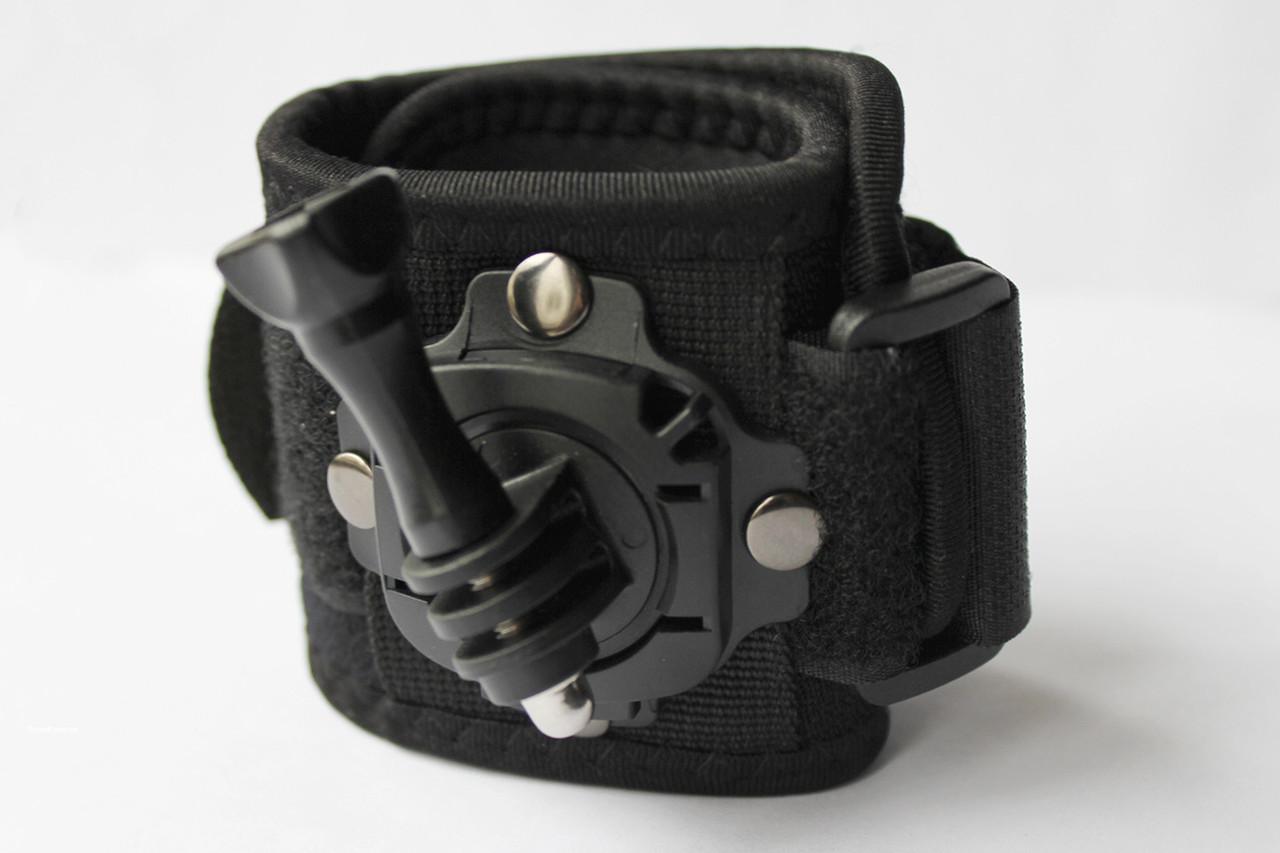 Крепление на руку, запястье GoPro 360°, фото 1