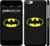 "Чехол на iPhone 6 Бетмен логотип ""3201c-45"""