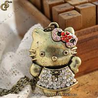 """Украшение на цепочке """"Fashion Kitty"""", фото 1"""
