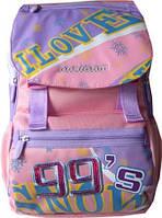 Рюкзак школьный ортопедический Dr Kong Z030 фиолетовый