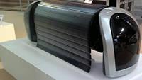 Роллета DUNE (Дюн) (двигатель внутри вала) усиленная электрическая и солнечная версия, ламели 69мм