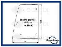 Стекло экскаватор-погрузчик Komatsu WB91R WB93R WB97R WB97S WB146PS WB156PS - правая сторона