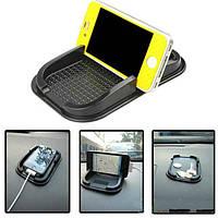 Липкий нано коврик авто держатель для телефона