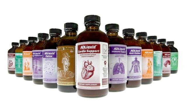Коллоидные фитоформулы и BIA-гели ЭД Медицин