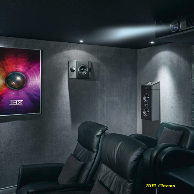 Magnat Cinema Ultra THX Home Theater Series