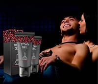 """Интимный гель-лубрикант для мужчин """"Titan gel""""Титан гель (75мл)."""