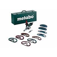 Metabo BFE 9-90 SET (набор) Ленточная шлифовальная машина 900 Вт + чемодан