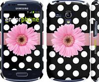 "Чехол на Samsung Galaxy S3 mini Горошек 2 ""2147c-31"""
