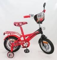 Велосипед 2-х колес 12 151220 1шт со звонком,зеркалом