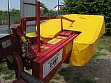 Польская роторная косилка Wirax Z-069 - 1,35 м, фото 7