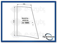 Стекло экскаватор-погрузчик Komatsu WB93R-2 WB97R-2 WB97S-2 WB140-2 WB140PS-2 WB140-2N - боковая левая правая